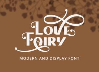 Love Fairy Font