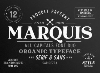 Marquis Font