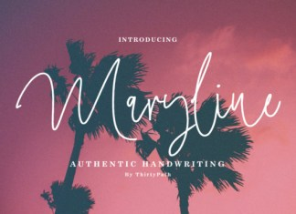 Maryline Font