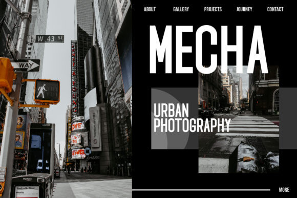 Mecha Joy Font