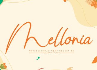 Mellonia Font