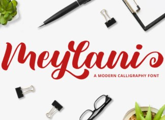 Meylani Font