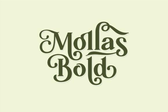 Mollas Font