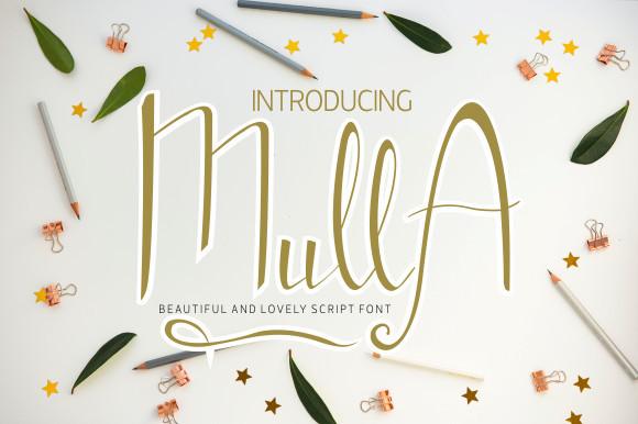 Mulla Font