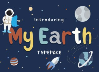 My Earth Font