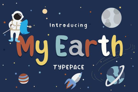 My Earth Font