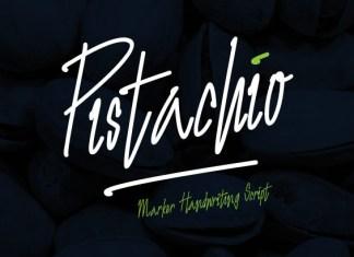 Pistachio Font