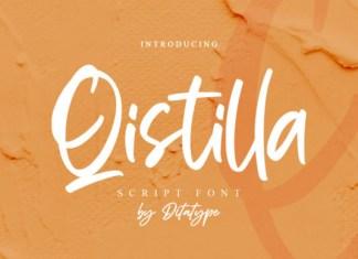 Qistilla Font