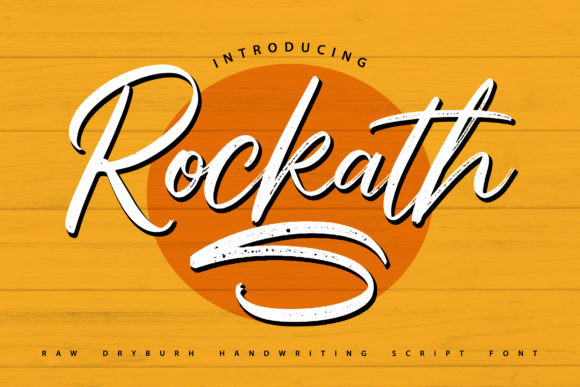 Rockath Font