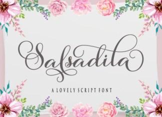 Salsadila Font