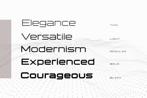 Technovier Font