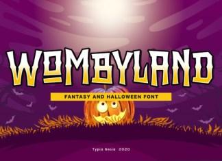 Wombyland Font
