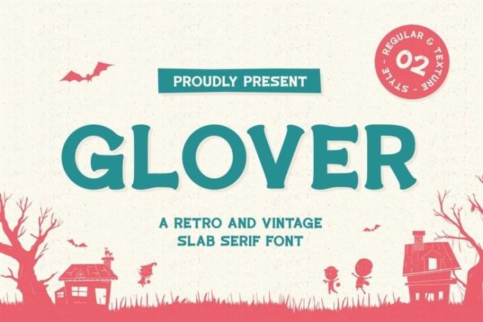 Glover Font