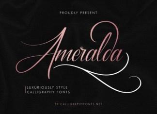 Ameralda Font