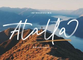 Atalla Font