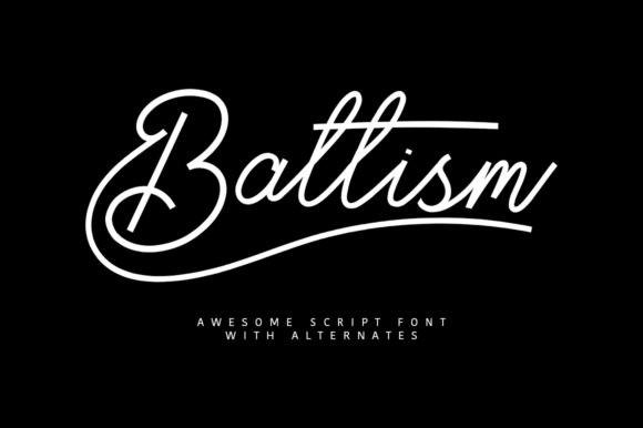 Baltism Font