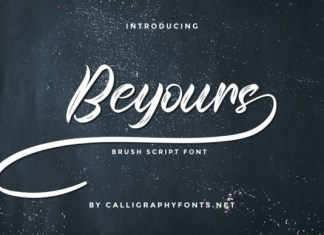 Beyours Font