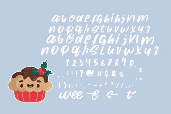 Christmas Sweet Font