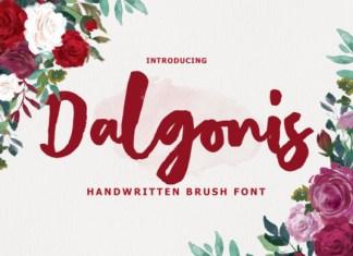 Dalgonis Font
