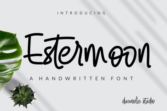 Estermoon Font