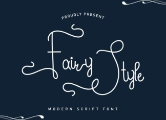 Fairy Style Font
