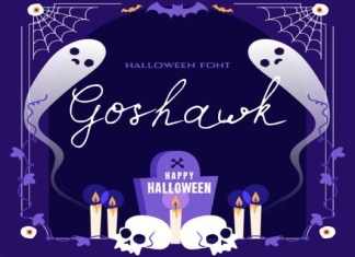 Goshawk Font