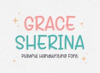 Grace Sherina Font