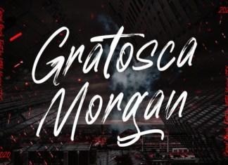 Gratosca Morgan Font