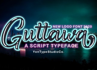 Guttawa Font