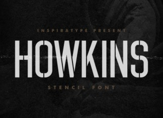 Howkins Font