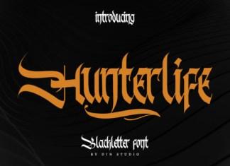 Hunterlife Font