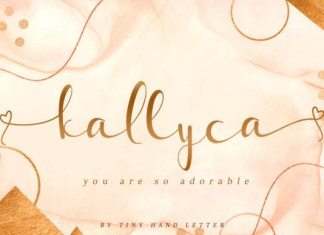 Kallyca Font
