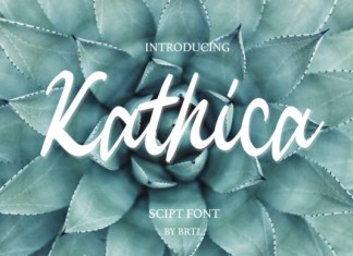 Kathica Font