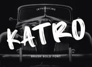 Katro Font
