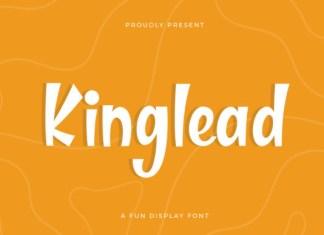 Kinglead Font