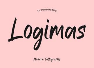 Logimas Font