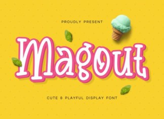 Magout Font