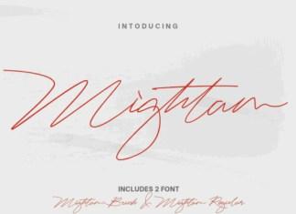 Mightam Font