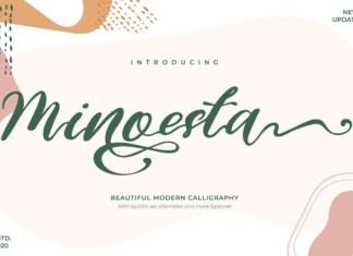 Minoesta Font