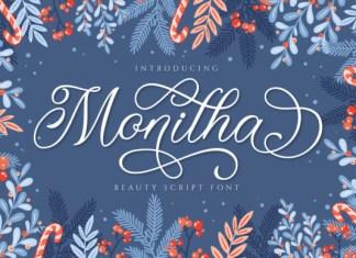 Monitha Font