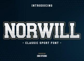 Norwill Font