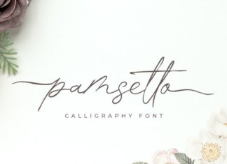 Pamsetto Font