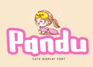Pandu Font