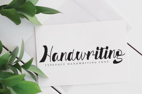 Paper Work Font