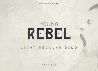Rebel Font