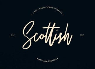 Scottish Font