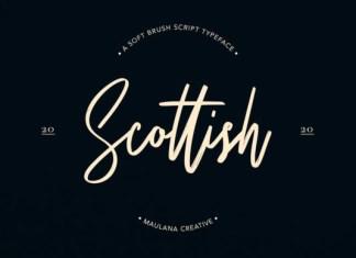 Scottish Font