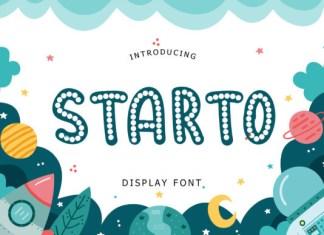 Starto Font