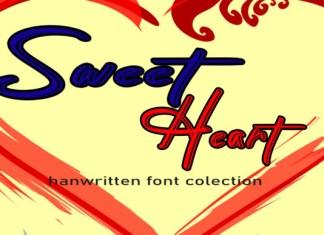 Sweet Heart Font