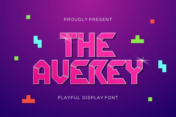 Averey Font